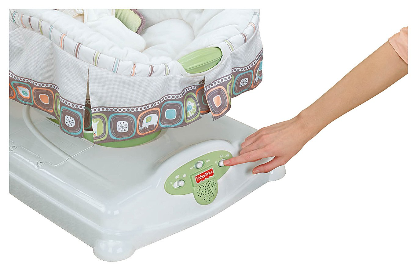 Колыбель Fisher Price